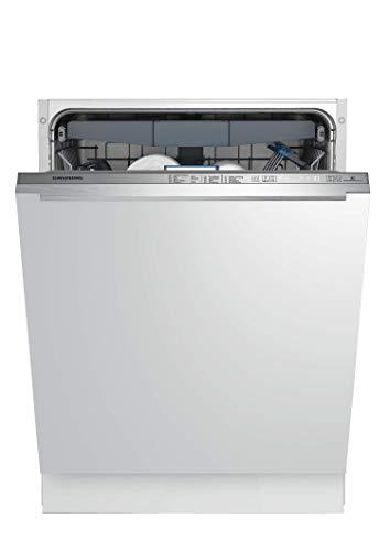 Grundig Edition 70 VI Geschirrspüler/vollintegriert / 60 cm / 14 Maßgedecke/GlassPerfect/AutoFit bis 9 kg/Selbstreinigung
