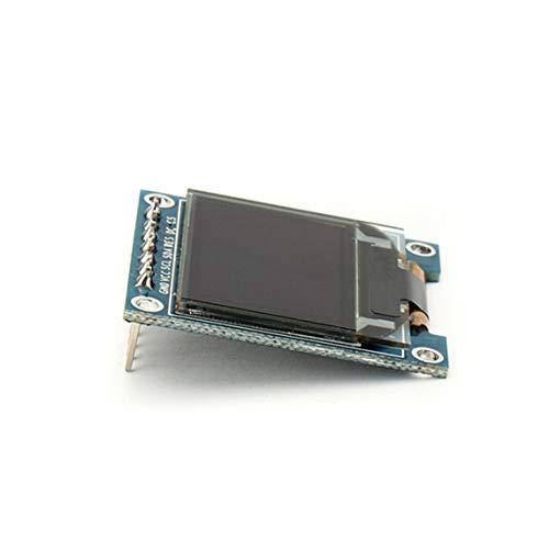 sdfghzsedfgsdfg 0,95 Zoll SPI Full Color OLED-Display-Modul SSD1331 96x64 LCD für Arduino schwarz