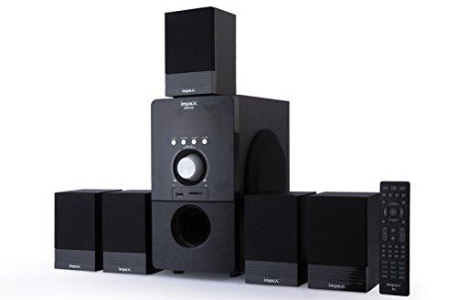 Impex Multemedia Speaker System- Bravo 5.1