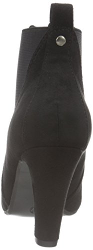 Stivali nero Bianco Colore Vestito 10 Son16 Di Donna Nero Classici Chelsea Avvio qw4XpxvBwU