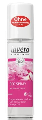 LAVERA Deo Spray Bio-Wildrose 75 ml Deospray - 2