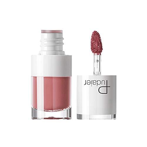 iger Lippenstift-wasserdichter Mattflüssigkeits-Lipgloss-Lippenzwischenlagen-Kosmetik ()