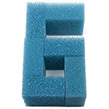 Genérico - Esponja de filtrado grueso, estera de filtrado - Juwel Compact / BioFlow 3.0