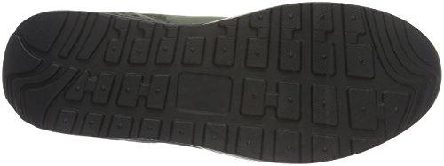 KangaROOS Unisex-Kinder Kanga X 2200 Low-Top Grün (olive/black 825)