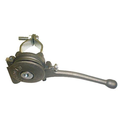 Gashebel Montage, 19 mm, 22 mm, Universal für Rasenmäher Rammer Rotovator - Universal Gashebel