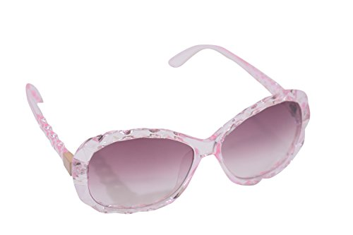 Eye Candy Latest Fashionable Oval Frame Pink Sunglasses / Shades...