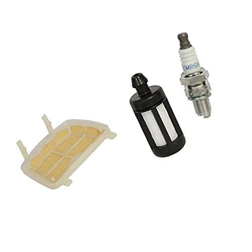 MagiDeal Luftfilter Service Kit Ersatz Für STIHL MS171 MS181 MS211 Kettensäge