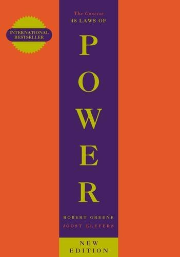 The 48 Laws of Power, Concise Edition by Robert Greene (1999-08-02)