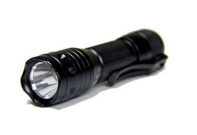 Maxcube LED Taschenlampe mit 270 Lumen Cree Q5 + Akku von MAXlum bei Lampenhans.de