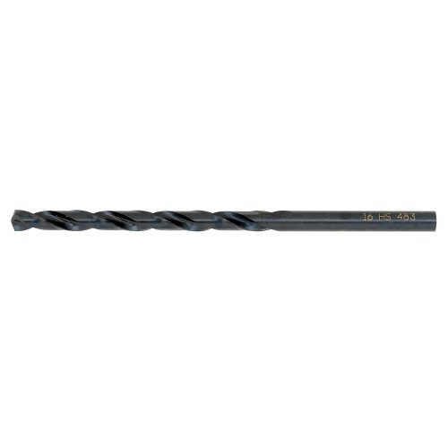 Vermont American 11809 Number 9 Jobber Drill Bit, Black Oxide Wire Gauge by Vermont American -