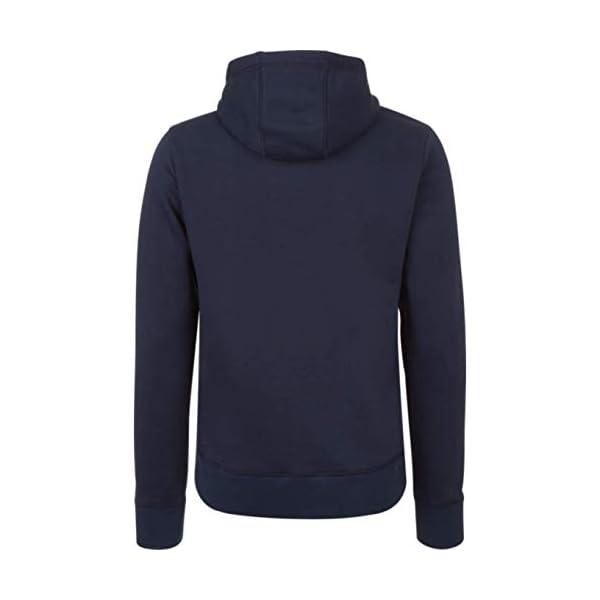 Tommy Hilfiger MW0MW09171-416 TB Logo Hoody Sudadera para hombre con capucha azul marino