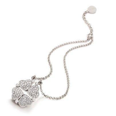 folli-follie-heart-4-heart-silver-plated-crystal-pendant-50101139
