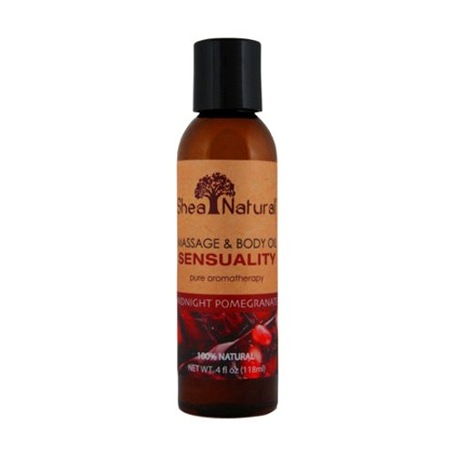 shea-natural-massage-and-body-oil-sensual-midnight-pomegranate-4-ounce-by-shea-natural