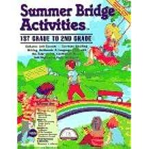 Summer Bridge Activities: 1st Grade to 2nd Grade