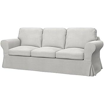 Soferia ikea ektorp fodera per divano letto a 3 posti for Divano ikea 3 posti