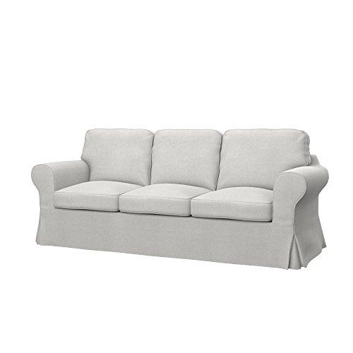 Soferia ikea ektorp fodera per divano letto a 3 posti for Fodere divano ektorp ikea