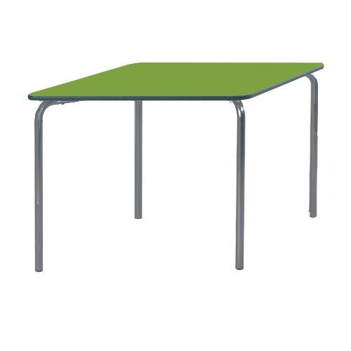metalliform jewel-ps-bl-71-bk-tangy grn Gleichung Jewel Tisch, Dura Form PU Blau Rand, Grße 5, wrziges grn -