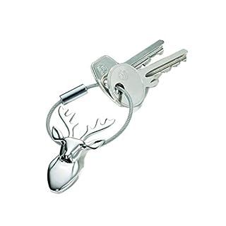 Schlüsselanhänger PLATZHIRSCH