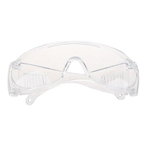 REFURBISHHOUSE Gafas Protectoras Plastico Transparente