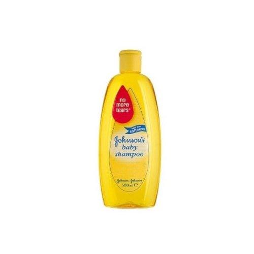 6 x Johnson & Johnson Johnsons Baby Shampoo keine Tränen mehr/ mildes shampoo/ je 300 ml