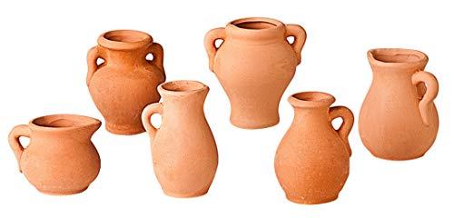 Ton-Vasen, 6er-Set -