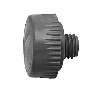 Thor 712 Nylon Hammer Replacement Head - Soft Grey Face