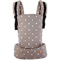 Tula Free-to-Grow TBCA7G79 Sleepy Dust Baby Carrier Adjustable in Width and Height for Babies from 3.2 to 20.4 kg Without a Baby Cushion