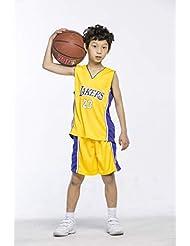 5bf8819a12bf61 Kids' NBA Jerseys Set - Bulls Jordan#23 / Lakers James#23 /
