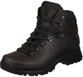 Hanwag Waxenstein Bio W chaussures hiking Marron