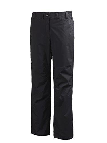 Helly Hansen Damen Pant W Packable Regenhose Damen Noir - (Black)