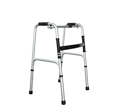 GHH Advanced Walker / 48CM * 52CM * 80-98 CM/White/Aluminum/Four-Legged