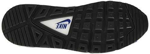 Nike Free 5.0 Print, Chaussures de Running Compétition Homme Bleu (Castle Blue/Wolf Grey/lyl bl 400)