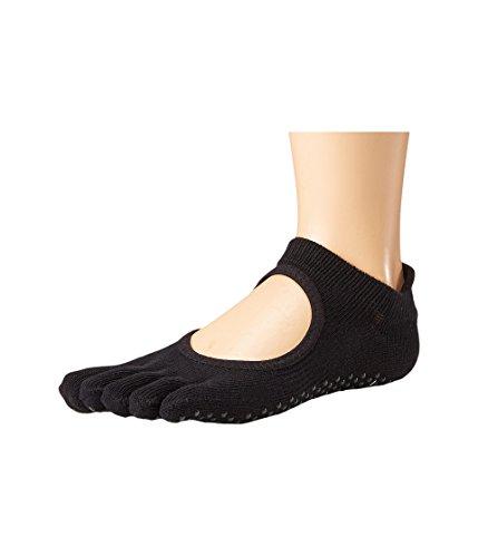 Fitness Mad ToeSox Unisex/'s mezza punta Bellarina Yoga e Pilates Grip Sock,.
