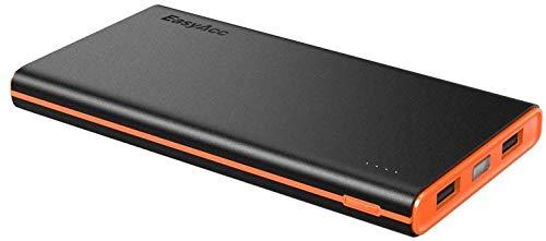 EasyAcc 10000-BO Batteria esterna portatile, 10000mAh, per...