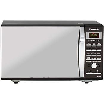 Lg 32 L Convection Microwave Oven Mc3286blt Black
