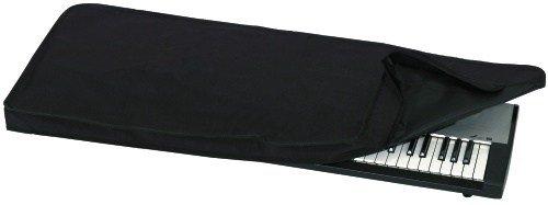 Gewa Keyboardabdeckung Economy, schwarz, 98x43x6 cm
