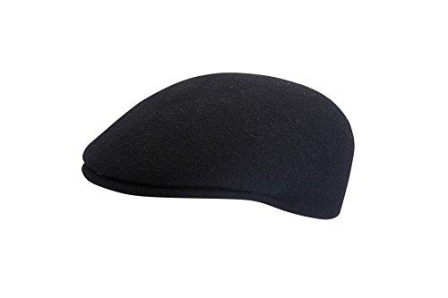 Horka Equestrian Filz leicht Winter Warm Outdoor Mehrzweck riderwear Hat, schwarz