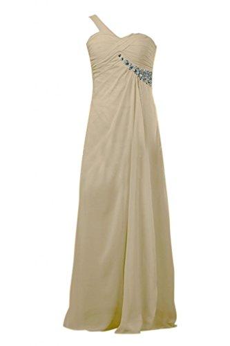 Sunvary Halter, senza uscita anteriore per filo per abiti da sera Eveing Gowns Light Sky Blue
