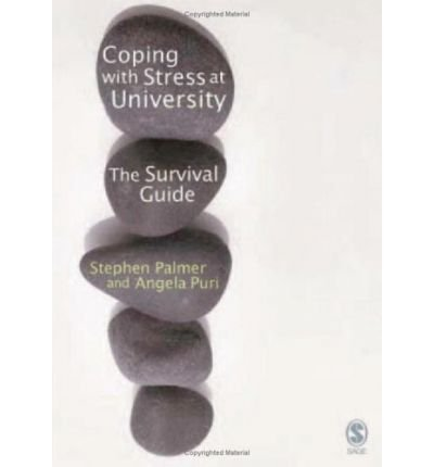 Coping with Stress at University: A Survival Guide (Hardback) - Common