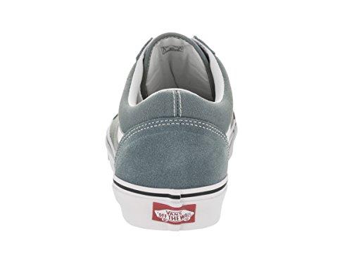 Vans Unisex Erwachsene Old Skool Sneaker LowTops Blau Goblin Blue/true White