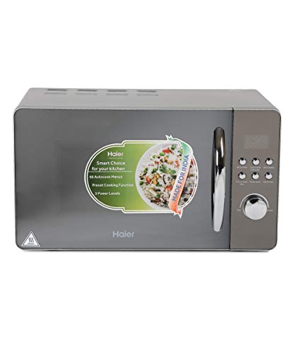 6. Haier 20 L Convection Microwave Oven