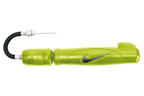 Nike Ball Pump Intl Stirnband, Volt/Black, One size