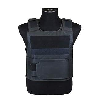 ThreeH Chaleco táctico de protección al aire libre Equipo de Gilet de Entrenamiento Militar por seguridad