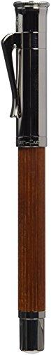 Graf von Faber-Castell 145510 Tintenroller Classic Pernambuk, braun -