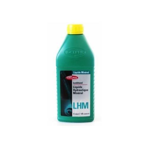 Liquide hydraulique minéral LHM Delphi pas cher