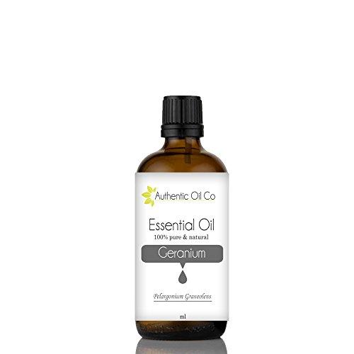 Olio essenziale di geranio, 100 ml