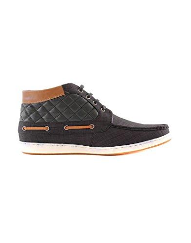 ZY Chaussure - Boots légère Homme ZY 08C-8A Noir
