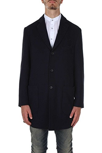 Selected Homme 16046144 Cappotto Uomo Blu 50