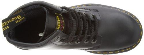 Dr. Martens Original 7B10, Unisex - Erwachsene Stiefel Noir - Black 6601