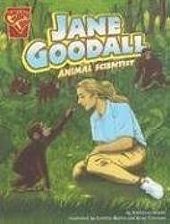 Jane Goodall: Animal Scientist (Graphic Biographies) by Katherine Krohn (2006-01-01)